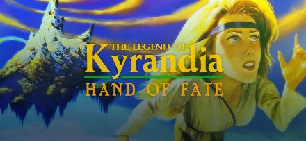 The Legend of Kyrandia: Hand of Fate (Book Two)