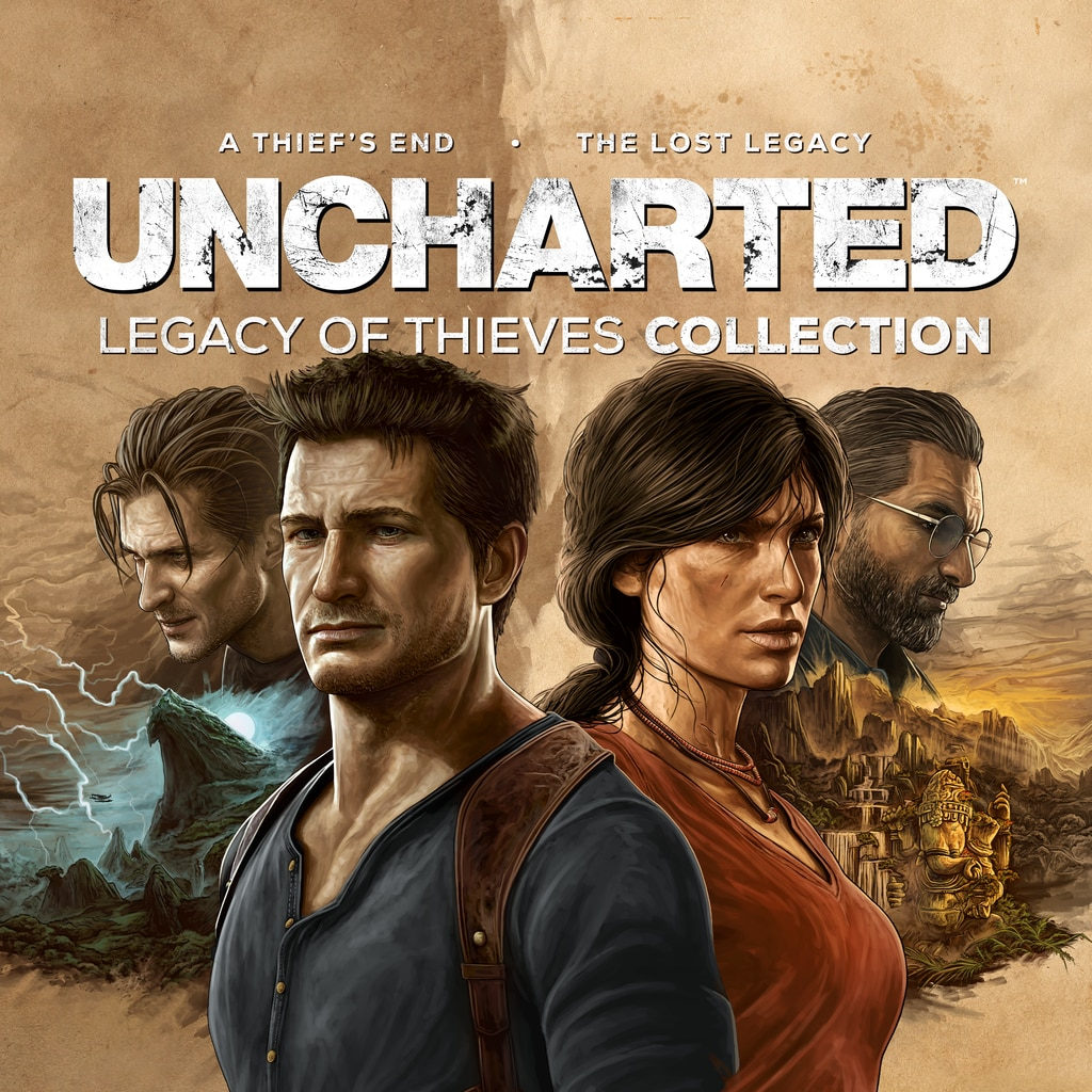 Uncharted: The Lost Legacy™