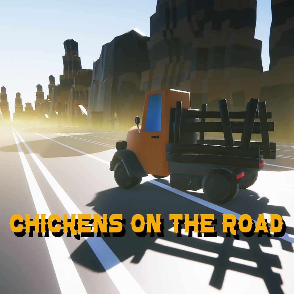 Chickens On The Road