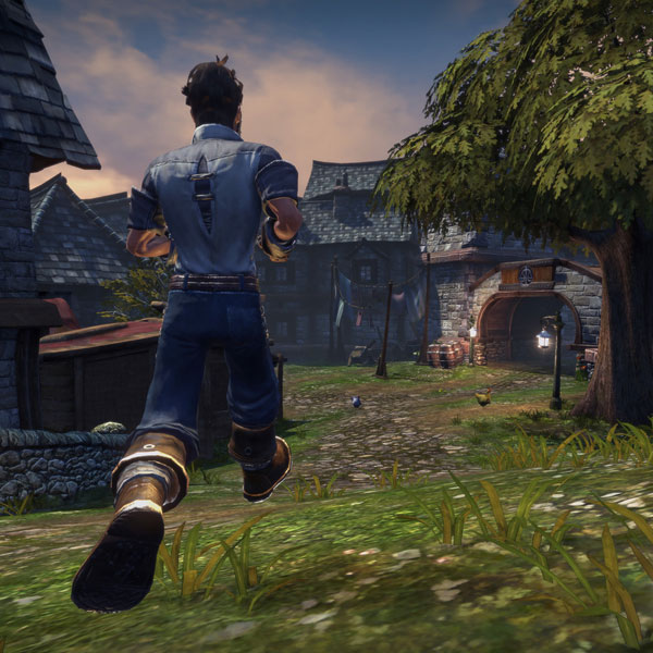 Fable background