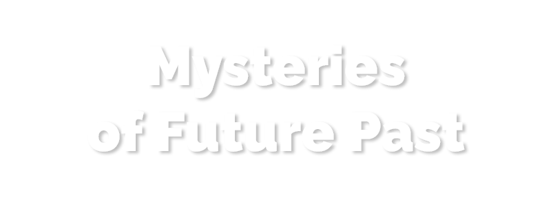 Mysteries of Future Past PlayTracker Quest logo