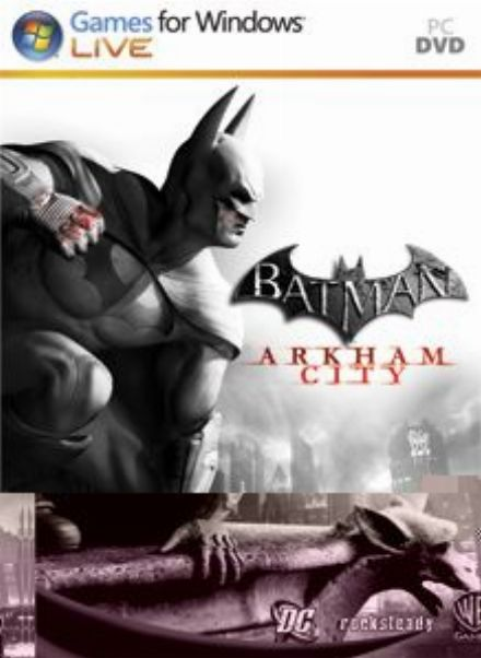 Batman:Arkham City™ PC