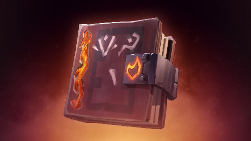Tome of Fire I