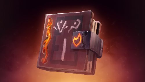 Tome of Fire V