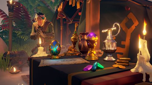 So… Many… Chests!