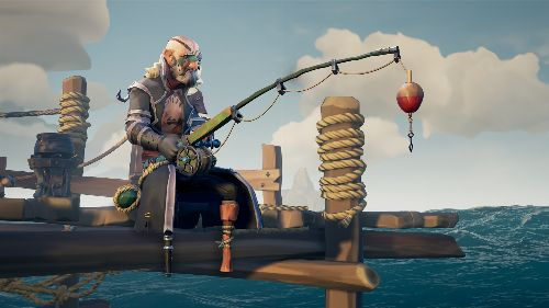 Legendary Hunter of the Sea of Thieves