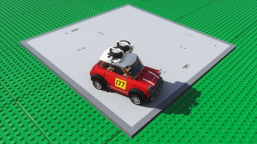 Welcome to LEGO® Speed Champions