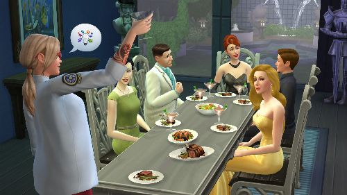 The Most Interesting Sim in the World