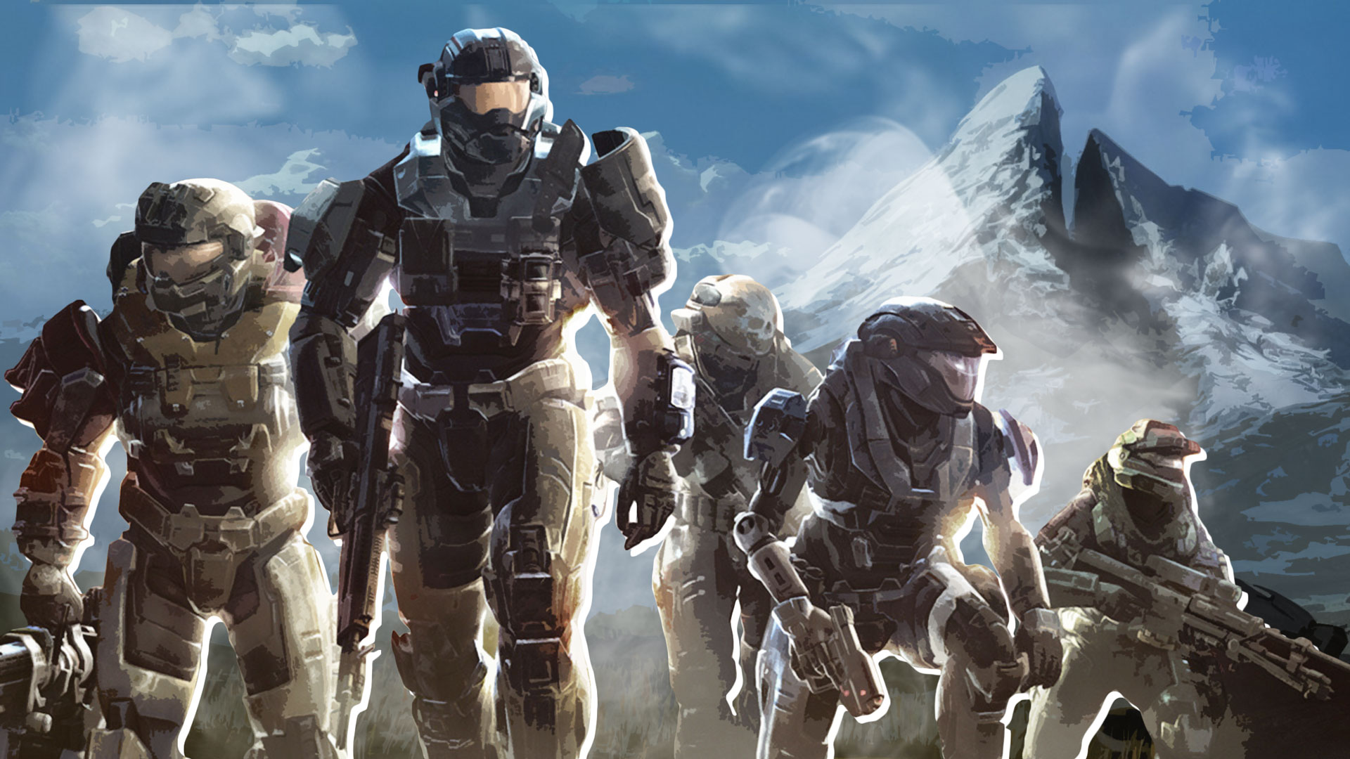 Halo is back in the spotlight with over 5 million players this December
