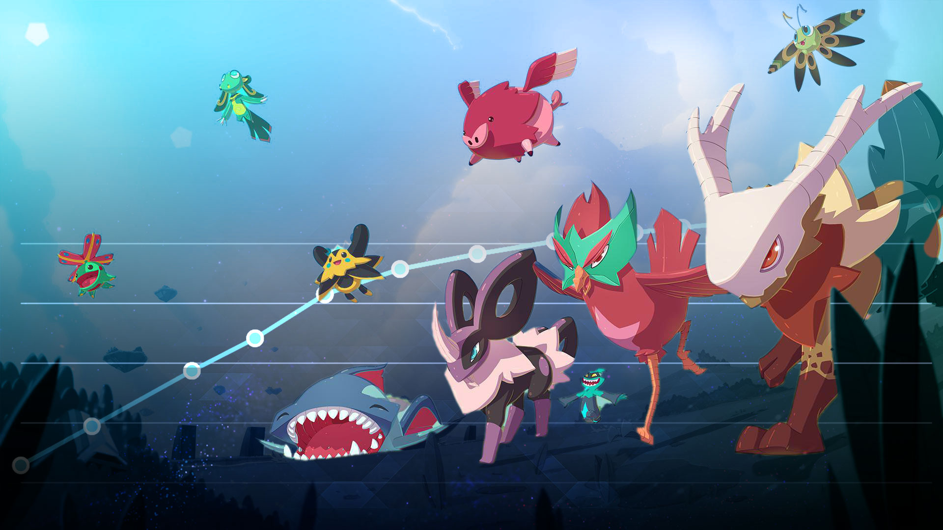 TemTem sales exceed 350K in first two weeks, capitalizing on demand for the creature-collection genre on PC